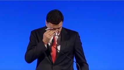 Τα δάκρυα του Κικίλια (video)