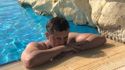 Tις παραλίες ονειρεύεται ο Αντώνης Σρόιτερ