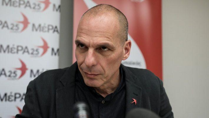 Βαρουφάκης: Η ιδέα για «εισβολή» στο Νομισματοκοπείο ήταν του Φλαμπουράρη