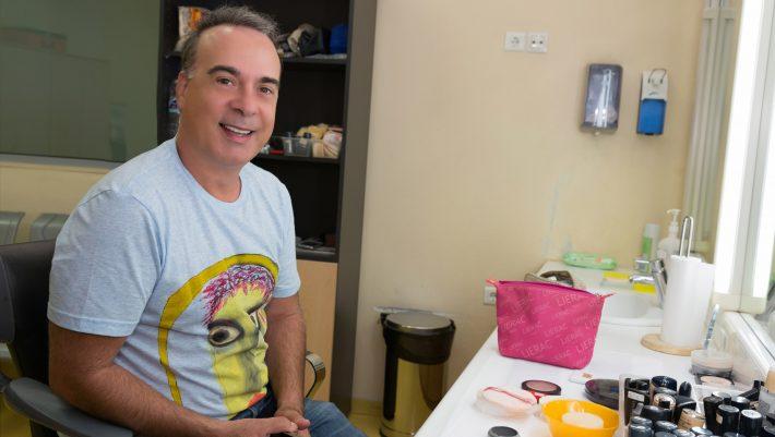 Επιστρέφει στην τηλεόραση ο Φώτης Σεργουλόπουλος