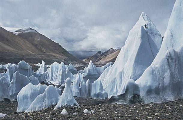 SOS: Λιώνουν με διπλάσια ταχύτητα μετά το 2000 οι παγετώνες στα Ιμαλάια!