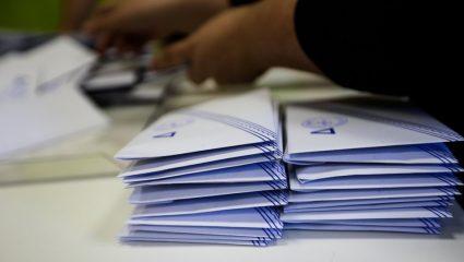 Νέα δημοσκόπηση: Προβάδισμα εννέα μονάδων για τη ΝΔ έναντι του ΣΥΡΙΖΑ