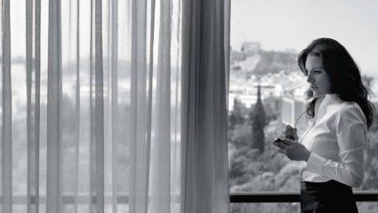 Αυτή  είναι η αγαπημένη ταινία της Όλγας Κεφαλογιάννη