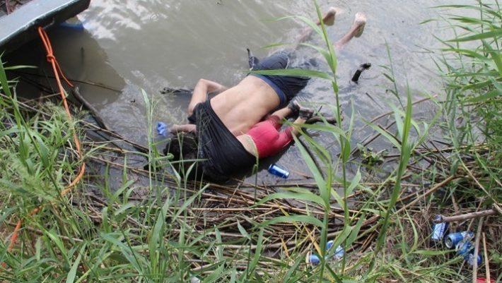Επαναπατρίστηκαν οι σωροί του πατέρα και της κόρης του που πνίγηκαν στο Ελ Σαλβαδόρ