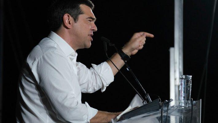 Aλέξης Τσίπρας στο Facebook: Δεν γεννήθηκα πολιτικός. Σε μία γειτονιά της Αθήνας μεγάλωσα