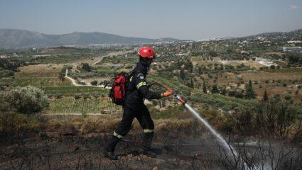 Αγωνία στην Εύβοια: Σε έκτακτη ανάγκη τρεις περιοχές