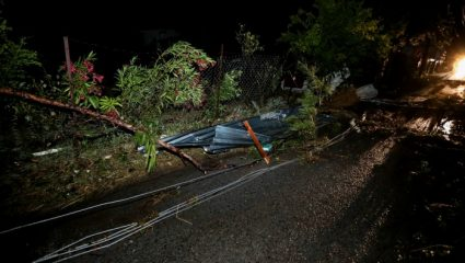 Φονική κακοκαιρία στη Χαλκιδική με επτά νεκρούς και δεκάδες τραυματίες