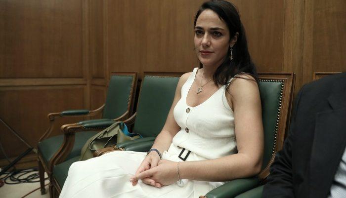 Έρωτας στο υπουργικό: Με αυτόν τον βουλευτή της ΝΔ είναι ζευγάρι η Δόμνα Μιχαηλίδου