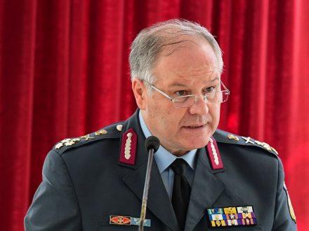 """""""Υπερήφανος"""" δήλωνε μετά την τραγωδία στο Μάτι ο αρχηγός της Αστυνομίας και από σήμερα είναι ΓΓ στην κυβέρνηση της ΝΔ"""