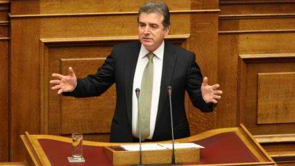 «Kλέφτες» αποκαλούσε τα στελέχη της κυβέρνησης ΝΔ το 2009 ο Μιχάλης Χρυσοχοΐδης