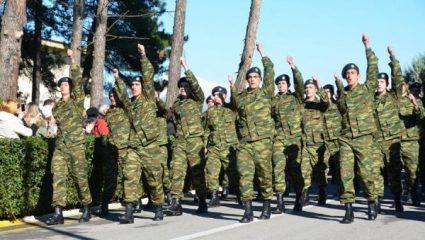 Έγινε η μεγάλη έκπληξη: Αυτές είναι οι αλλαγές στη θητεία στο στρατό που κλείδωσαν