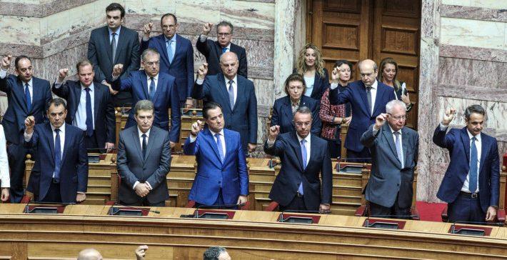 Ο δημοφιλέστερος υπουργός της κυβέρνησης δεν είναι νεοδημοκράτης