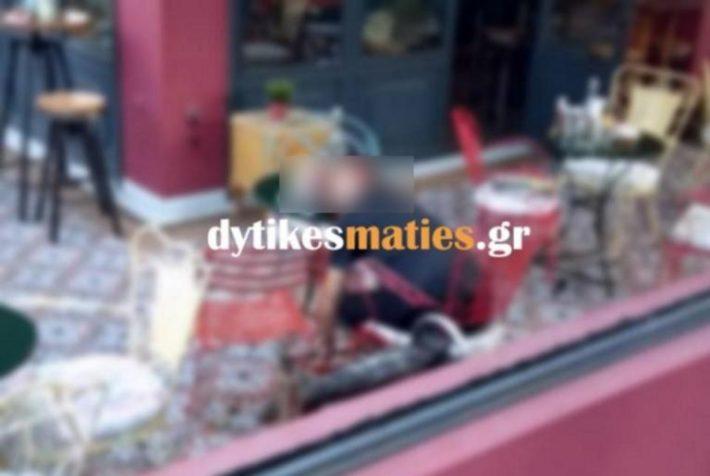 Σοκαριστικές εικόνες από την εν ψυχρώ δολοφονία στην καφετέρια του Μάνου Παπαγιάννη