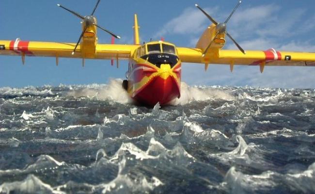 Πόσα πυροσβεστικά αεροπλάνα έχει η Ελλάδα