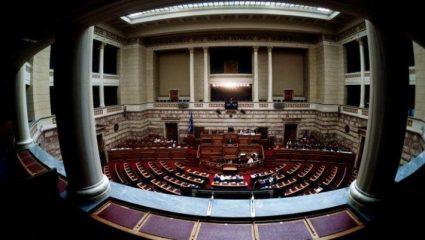Το αντισηπτικό φέρνει γκρίνιες στη Βουλή