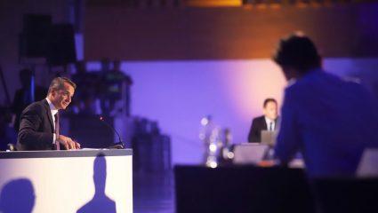 Μητσοτάκης σε ΔΕΘ: «Κυρωμένη αλλά επιζήμια η συμφωνία των Πρεσπών»