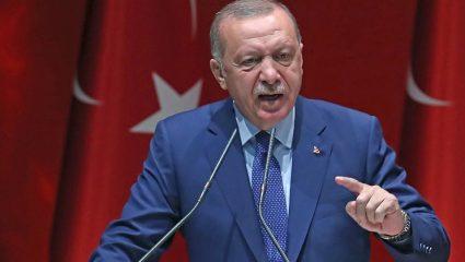 Έπρεπε να το περιμένει: Νέο «χαστούκι» στον Ερντογάν