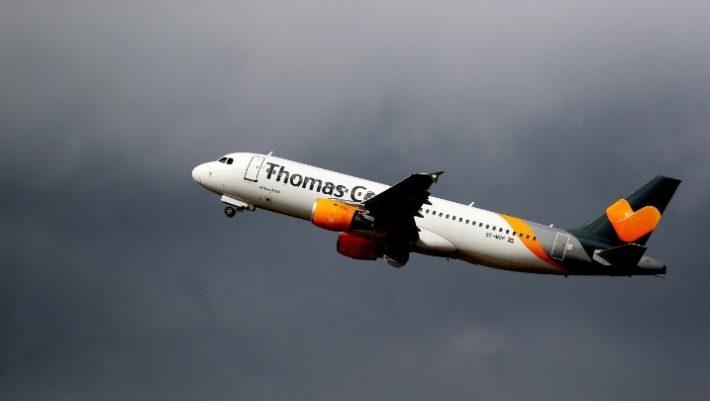 Thomas Cook: Το Λονδίνο προγραμματίζει πτήσεις για την επιστροφή 135.300 ανθρώπων