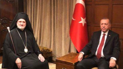 Το τερμάτισε ο Ελπιδοφόρος: «Συζήτησα με τον Ερντογάν για τις μειονότητες σε Ελλάδα και Τουρκία»