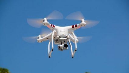 Έρχονται τα drones στην πυροσβεστική