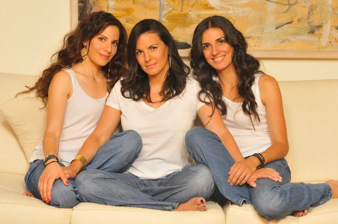 Οι 2 πανέμορφες αδελφές της Όλγας Κεφαλογιάννη (Pic)