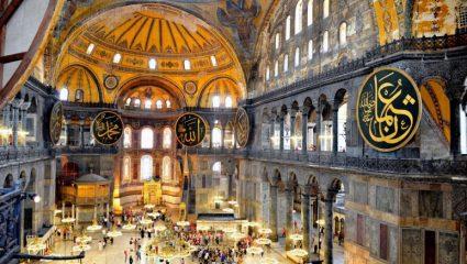 Πρόκληση της Τουρκίας: η απόφαση που θα κάνει τζαμί την Αγιά Σοφιά!