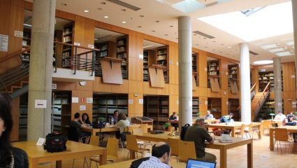 Πρωτοφανής σεξουαλική παρενόχληση φοιτήτριας στη βιβλιοθήκη του ΑΠΘ
