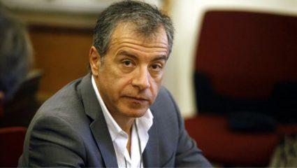 Το «Ποτάμι» διαλύθηκε και ο Σταύρος Θεοδωράκης γυρίζει στα παλιά… Όχι στη δημοσιογραφία!