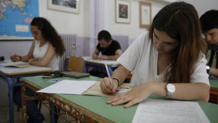 Σοβαρή καταγγελία για σκάνδαλο στις Πανελλήνιες εξετάσεις