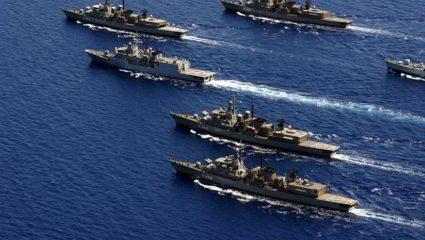 «Στείλτε το μισό στόλο στην Κρήτη»: Το νέο σχέδιο των Ενόπλων Δυνάμεων για να κάνουν αστακό την Κρήτη