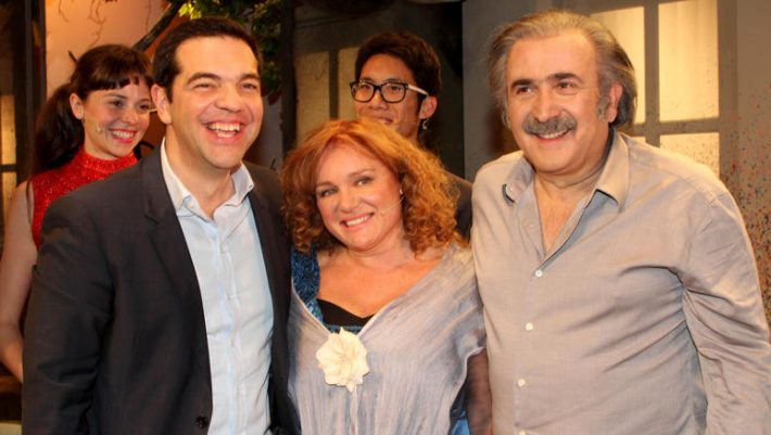 O Λάκης Λαζόπουλος απάντησε για τον Αλέξη Τσίπρα: «Δεν θα γίνω αυτός ο μαλ@@@ς»