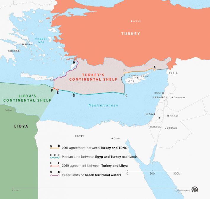«Χαστούκι σε Κύπρο και Ελλάδα»: Νέα πρόκληση από την Τουρκία (Pic)