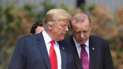 Το χουνέρι του Τραμπ στον Ερντογάν που τελειώνει την πιθανότητα θερμού επεισοδίου με την Ελλάδα