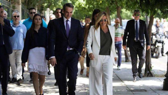 O Κυριάκος Μητσοτάκης θα κάνει την ανατροπή; Το όνομα που παίζει για πρόεδρος της Δημοκρατίας