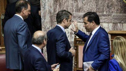 Η απόφαση του Κυριάκου Μητσοτάκη για τον Άδωνι Γεωργιάδη