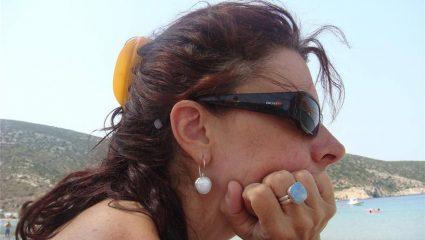 H άγνωστη Αικατερίνη Σακελλαροπούλου: η αγάπη της για τα ζώα και για τον Άρη Θεσσαλονίκης!