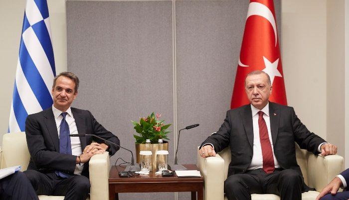 Δημοσκόπηση MRB: Ανησυχία Ελλήνων για θερμό επεισόδιο με Τουρκία