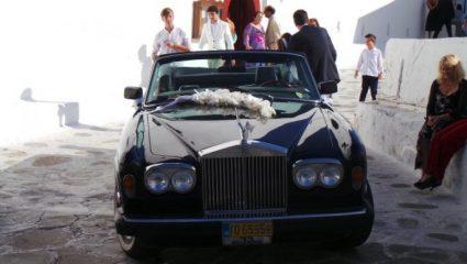 Η βουλευτής που πήγε στο γάμο της με Rolls Royce – ΦΩΤΟ