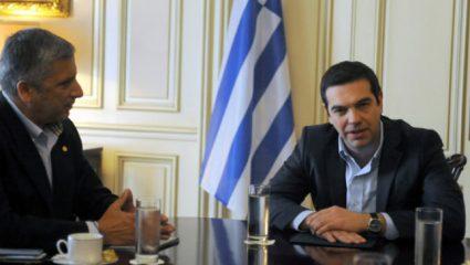 Πατούλης εναντίον Τσίπρα: «Ντροπή»