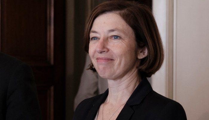 Έφυγε νηστική η Γαλλίδα υπουργός Άμυνας