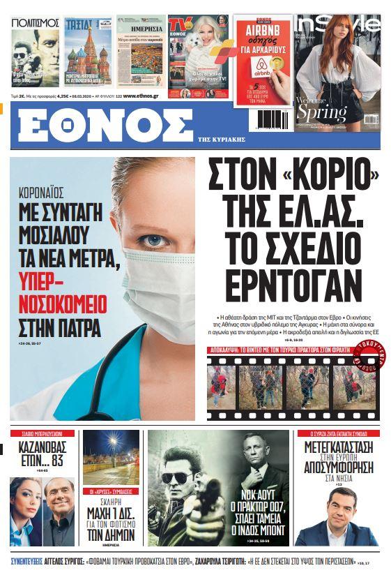 Αντίδραση-εξπρές: Έτσι «απαντάει» η Ελλάδα στον κορωνοϊό (pic)