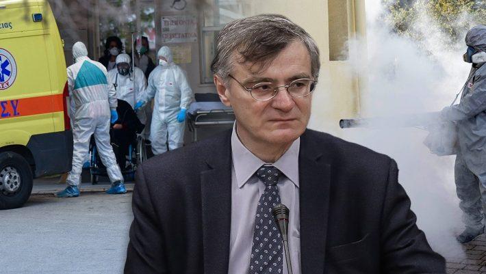 «Σας κοροϊδεύουν, ένας απλός ιός είναι»: Αυτή είναι η ανάρτηση του γιατρού που έκανε έξαλλο τον Τσιόδρα