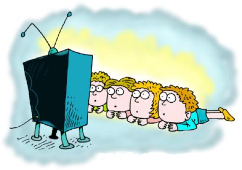 Τα παιδιά είναι «καρφωμένα» σε μια οθόνη
