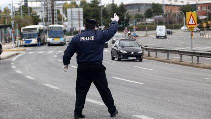 Απαγόρευση κυκλοφορίας: Ντροπιαστικά τα νούμερα των παραβάσεων των Ελλήνων