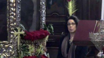 Προκλητική συμπεριφορά: Δήμαρχος πήγε εκκλησία παρά την απαγόρευση