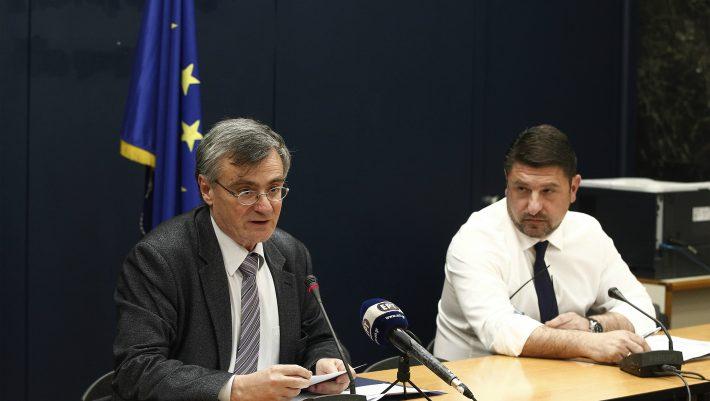 Τσιόδρας-Χαρδαλιάς: Ο λόγος που τελειώνει η καθημερινή ενημέρωσή τους