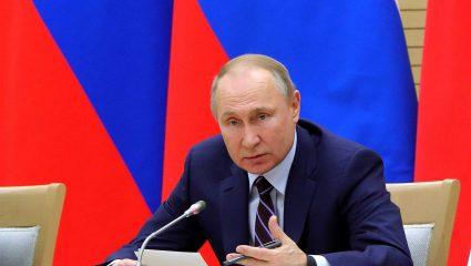 Πούτιν για εμβόλιο: Θα 'ναι έτοιμο τον Σεπτέμβριο