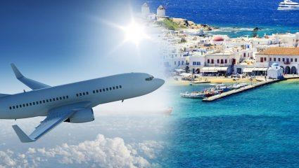 Μεγάλες απουσίες χωρών με εκατομμύρια τουρίστες από τη λευκή λίστα της Ελλάδας