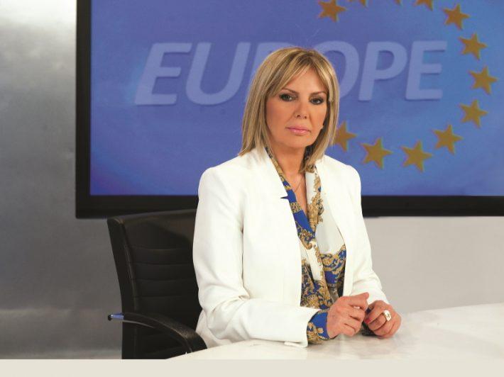 Η ΕΡΤ «έκοψε» την εκπομπή υποψήφιας Ευρωβουλευτού