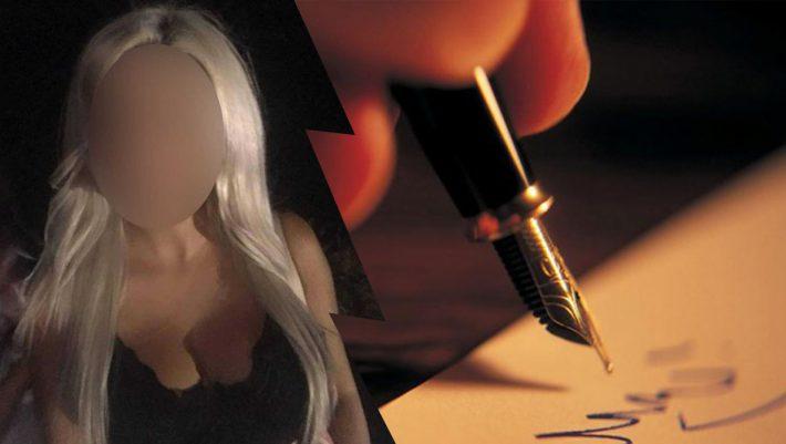 Βρέθηκε σπίτι της: Αυτά αναγράφονται στο ιδιόχειρο σημείωμα της 35χρονης για τον 40χρονο